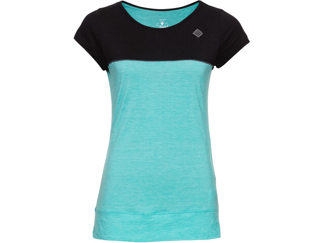 Triple2 Tuur Merino Tencel SS Shirt Women lapis